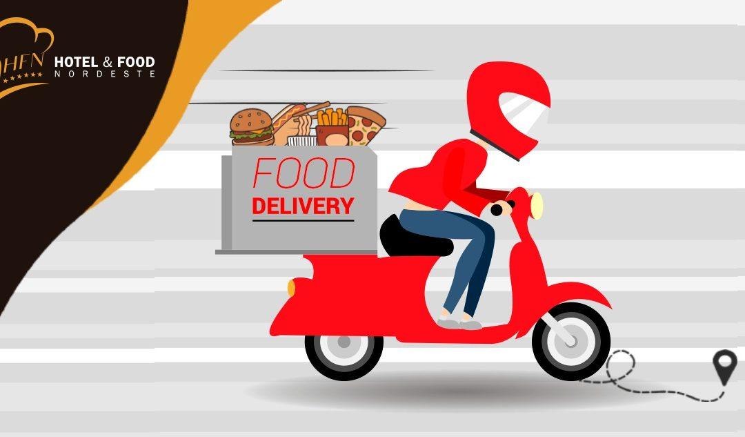 Aplicativos de Delivery e o Mercado de Alimentação