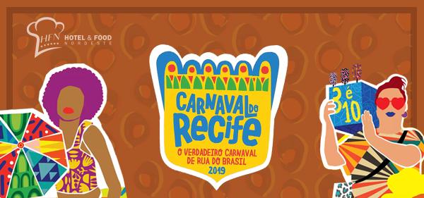 PREFEITURA DO RECIFE DIVULGA O APP DO CARNAVAL 2019