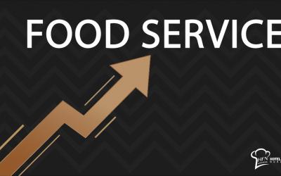 Crescimento alto em vários segmentos do food service