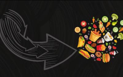 De qual forma os consumos alimentares mudaram durante a pandemia?