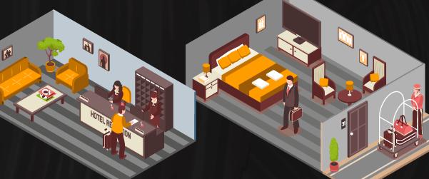 4 erros mais comuns na decoração de hotéis